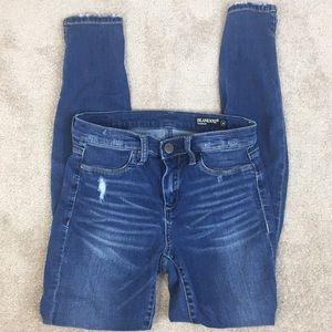 """BlankNYC """"The Mercer"""" distressed skinny jeans - 28"""